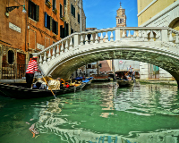 1st of May Long Weekend in Venice